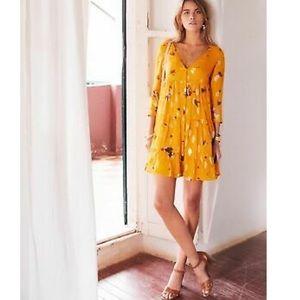 Sezane Aure Dress Brand New With Tags!